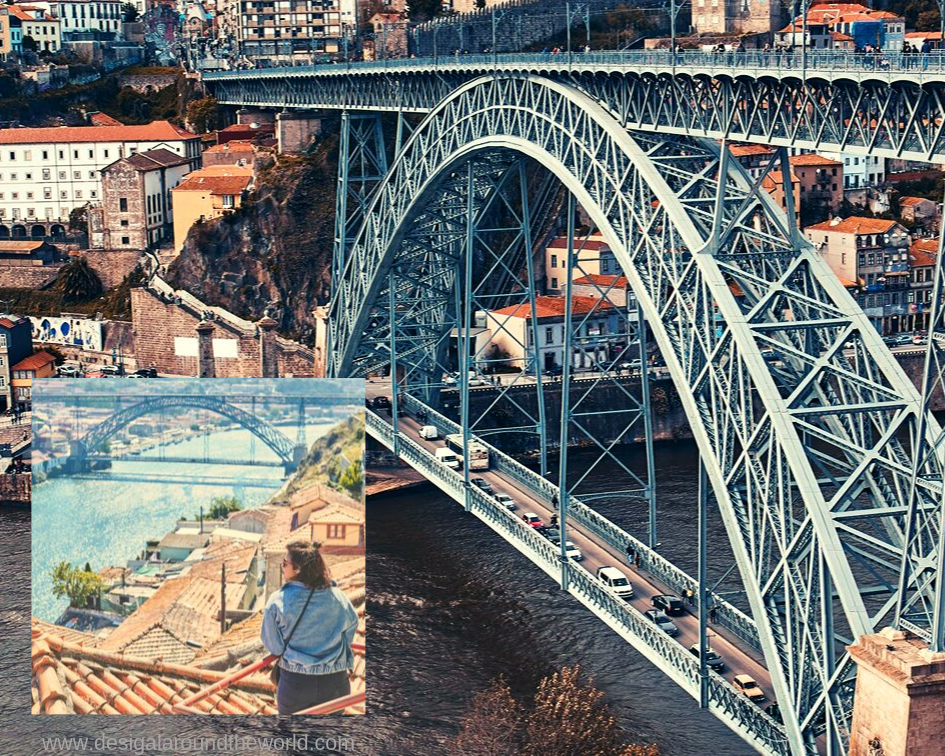 Luís I Bridge  porto