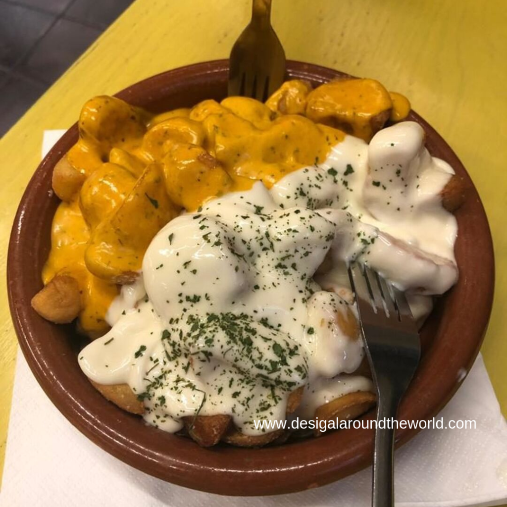 PATATOS BRAVAS