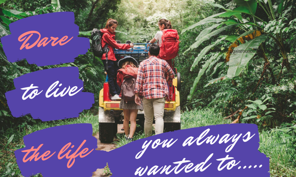 "15. ""Dare to live the life you've always wanted.""  TRAVEL QUOTES INSPIRATIONAL"