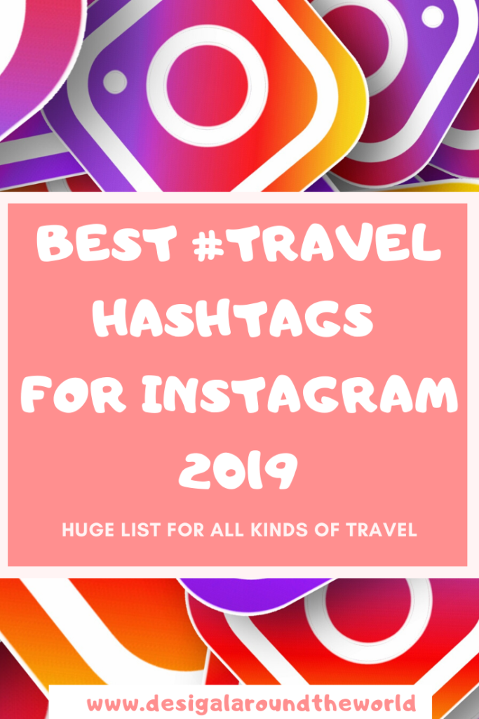 Travel Hashtag 2019