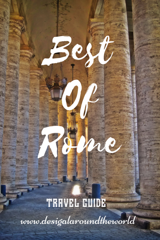 Best Of Rome , Travel guide
