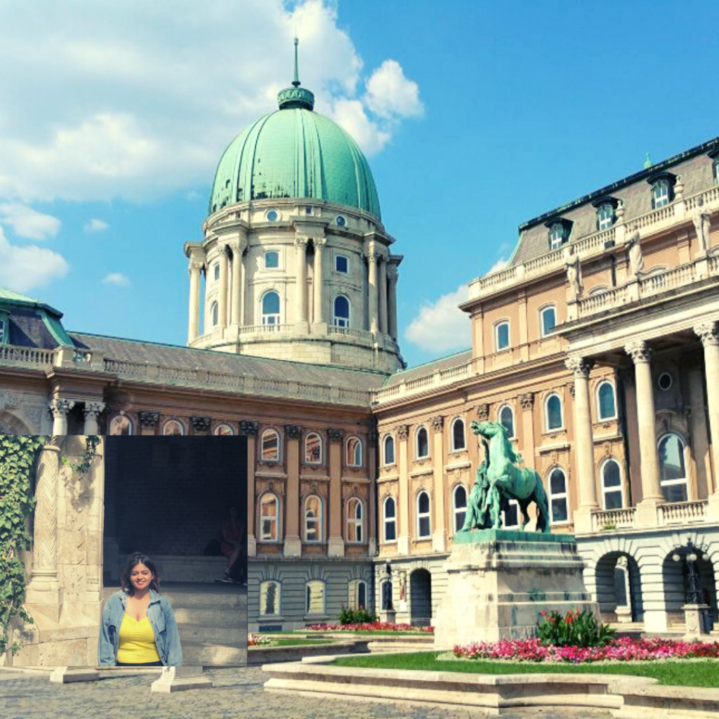 buda castle : things to do in Budapest