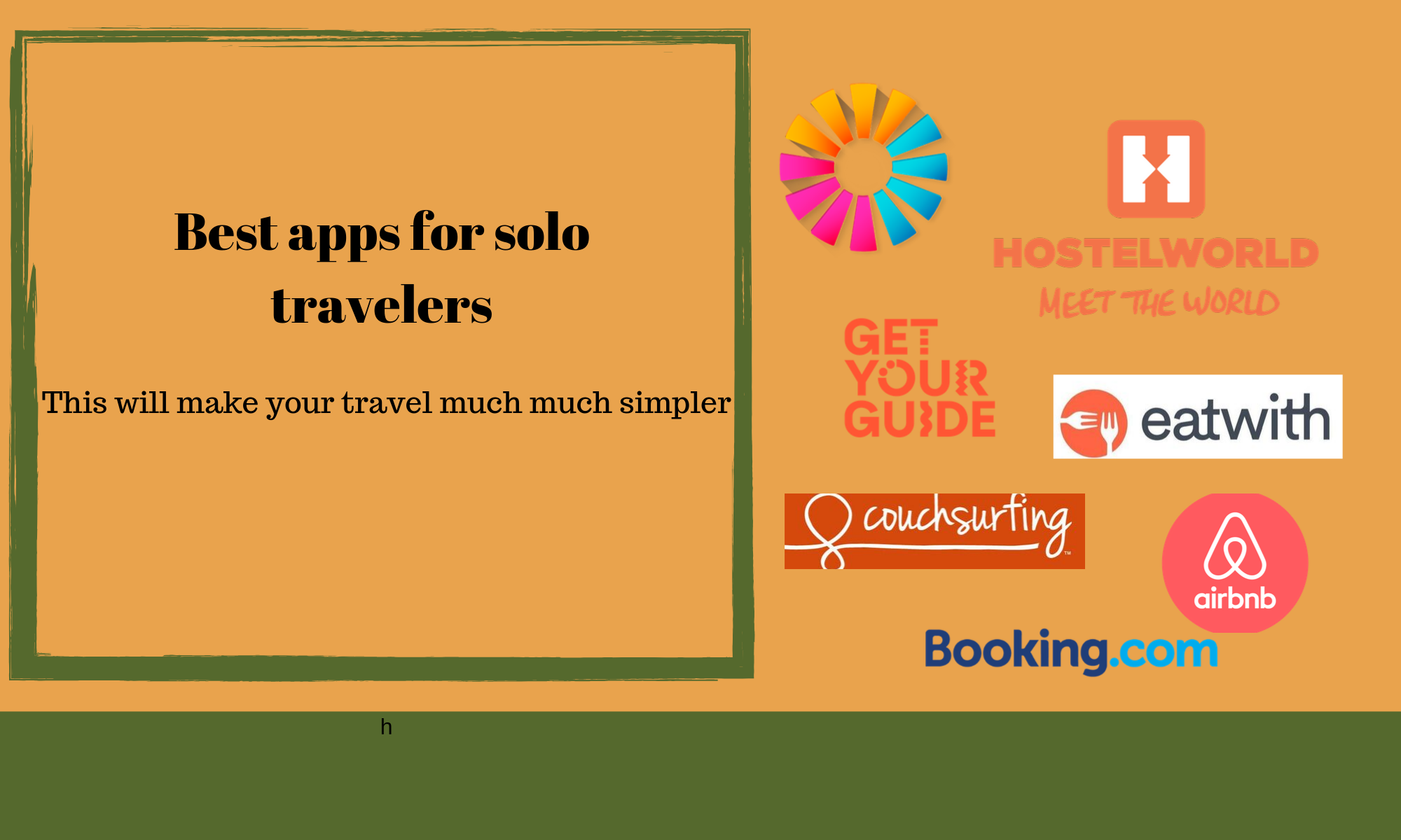 BEST APPS FOR SOLO TRAVELERS