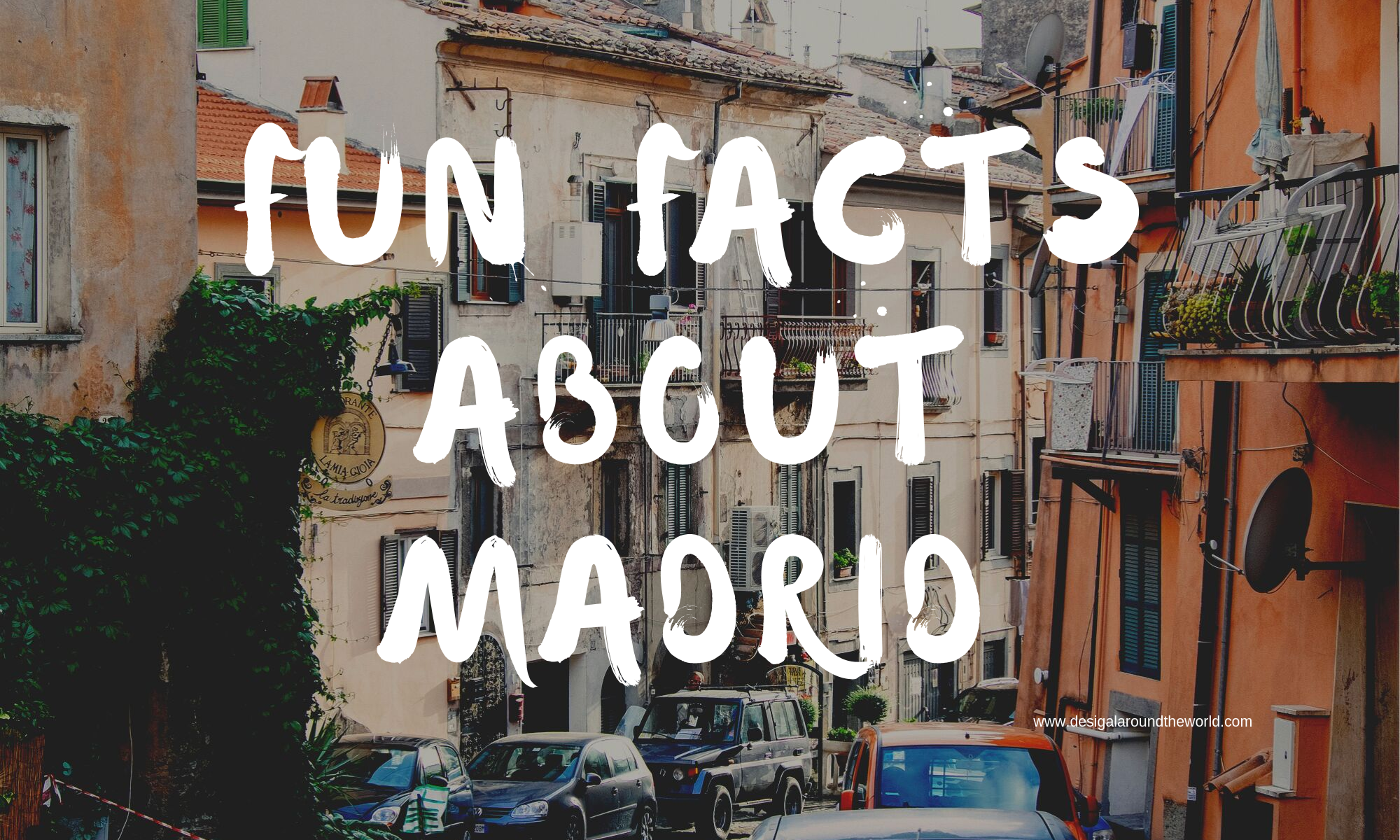 facts about madrid