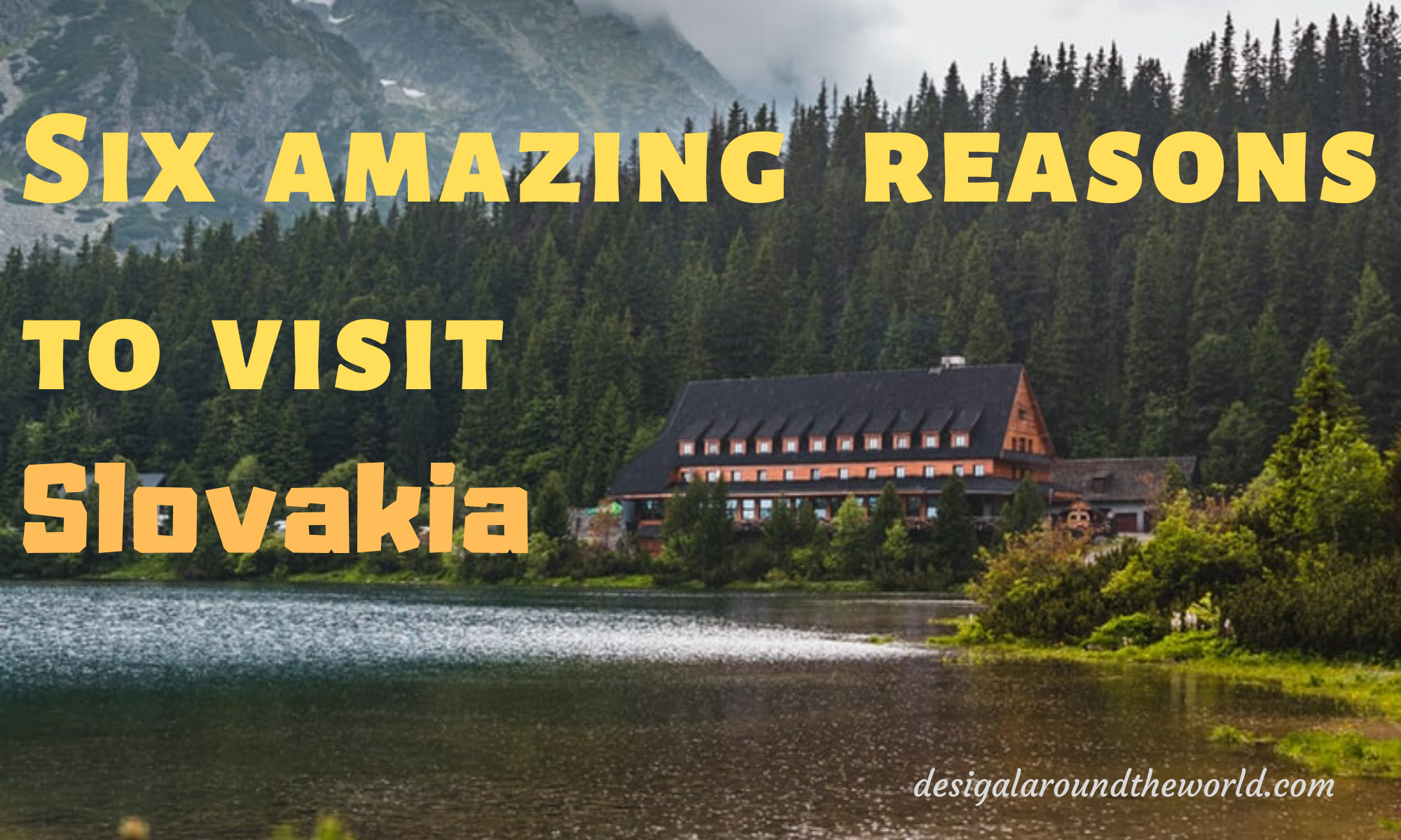 6 Amazing Reasons To Visit Slovakia Today !