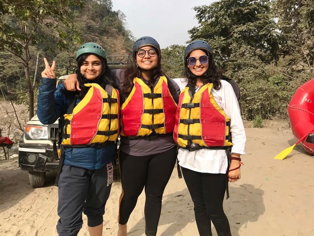 Things to do in Rishikesh: White water river rafting