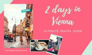 2 days in Vienna : travel guide
