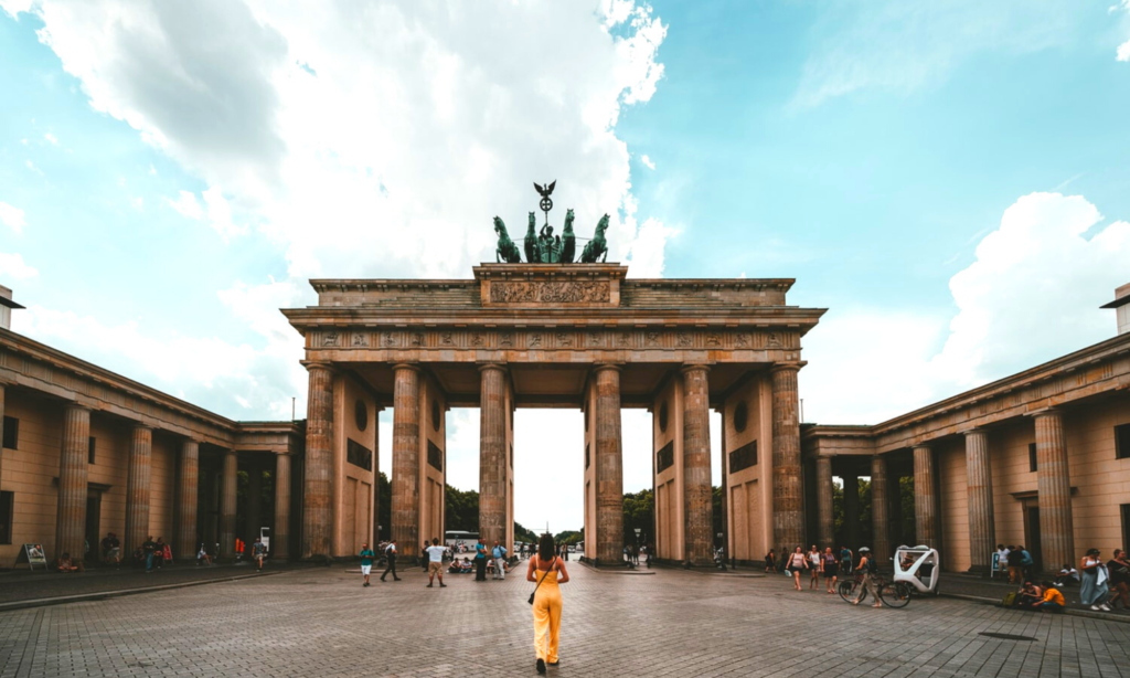 best places to travel in July, berlin