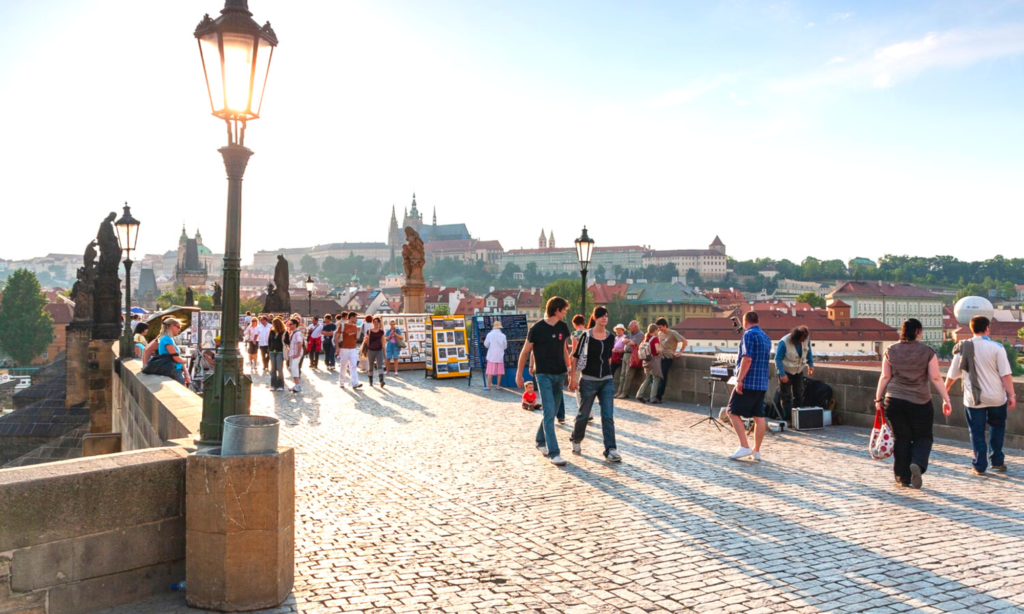 Best places to travel in July, Prague