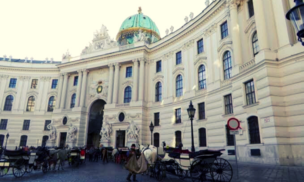 2 Days In Vienna :Hofburg Palace