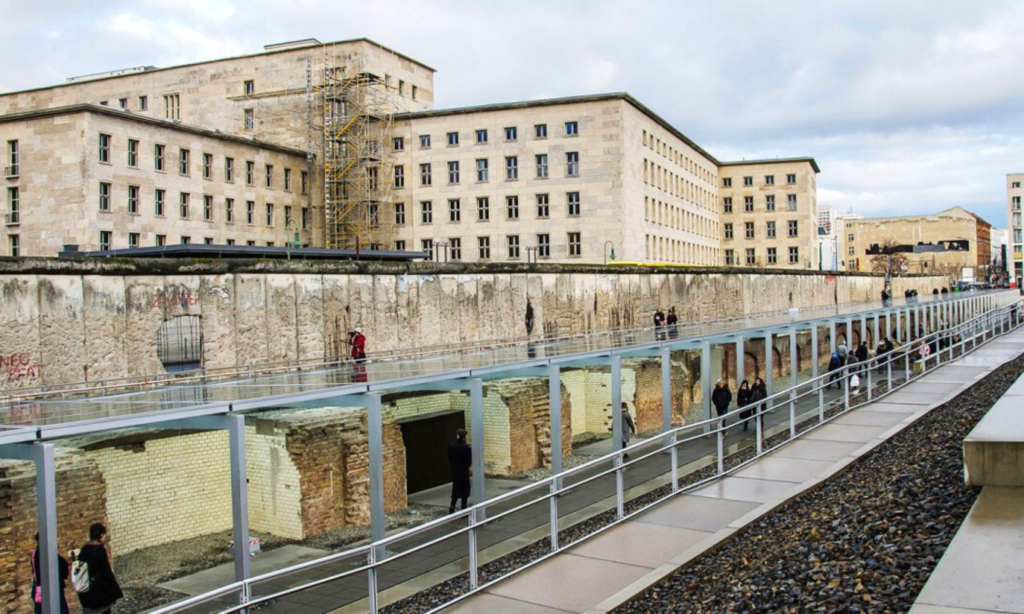 Topography Of Terror, 3 days in Berlin