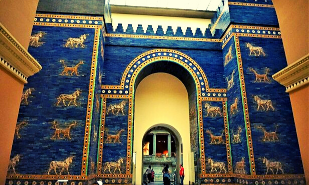 Pergamon Museum, 3 days in Berlin