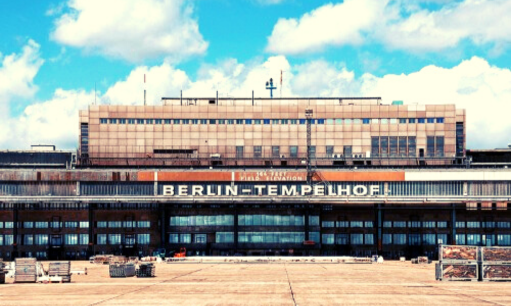 Berlin Tempelhof Airport, 3 days in Berlin