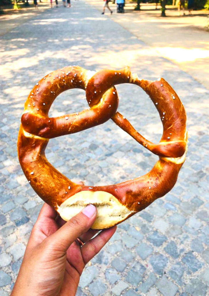 pretzel in berlin