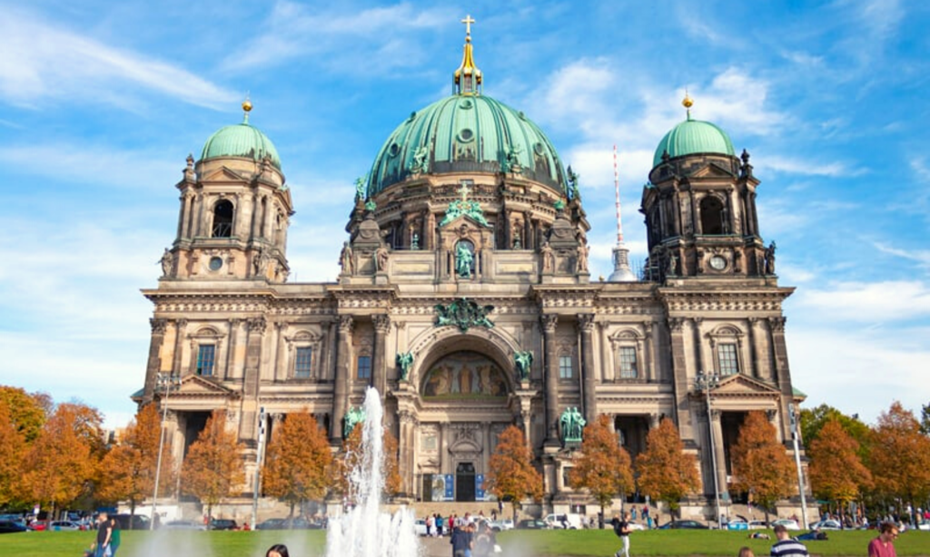 Berlin Cathedral, 3 days in Berlin