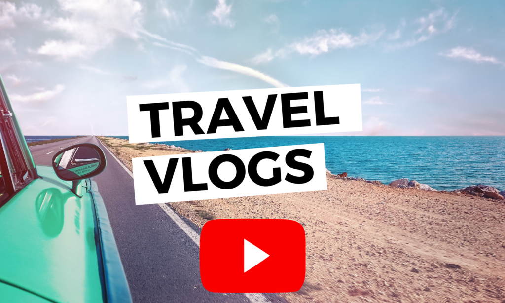 Travel Vlogs On Youtube, travel the worldforfree